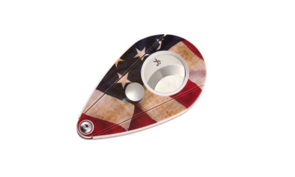 Xikar XI2 American Flag Zigarrenschneider