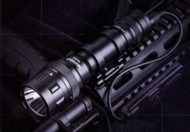 Nextorch Taschenlampen, die neue Generation taktischer Taschenlampen