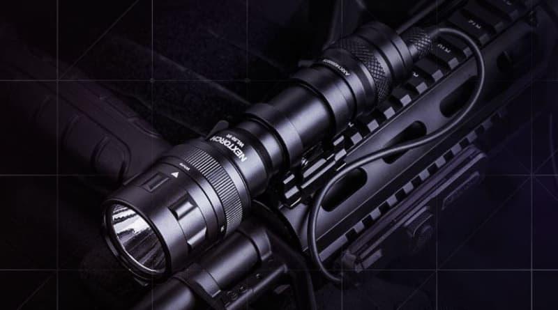 Nextorch Tactical Set Wl50 IR