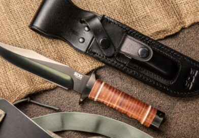 SOG military knives born in the Vietnam war compared.