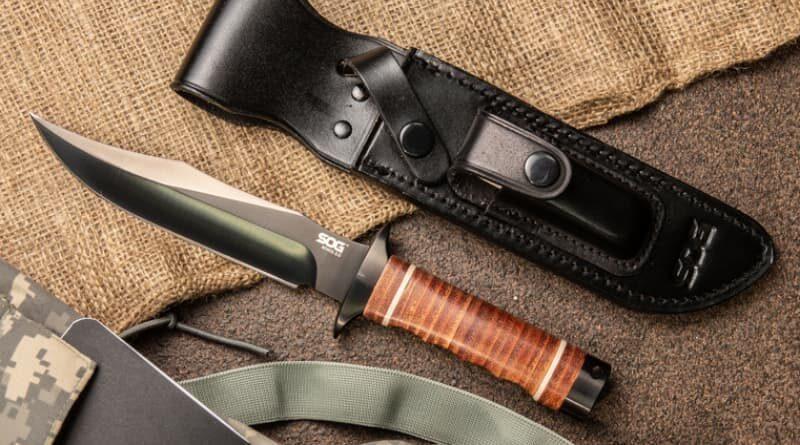 SOG-Messer, die im Vietnamkrieg verwendeten US-Militärmesser.